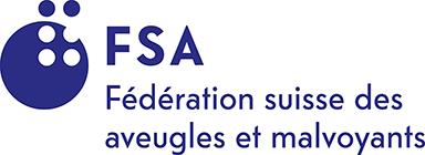 Logo: Fédération suisse des aveugles et malvoyants