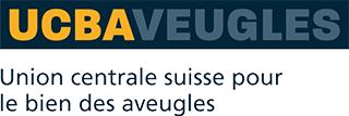 Logo: Union centrale suisse pour le bien des aveugles